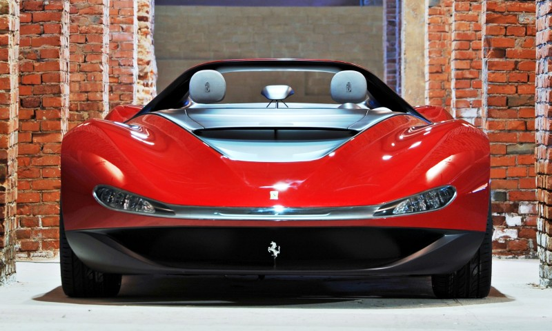 2013 Pininfarina Sergio Concept 19