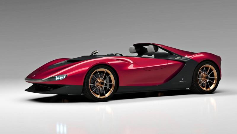2013 Pininfarina Sergio Concept 2