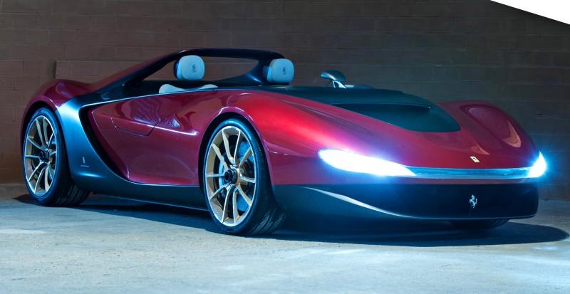 2013 Pininfarina Sergio Concept 23