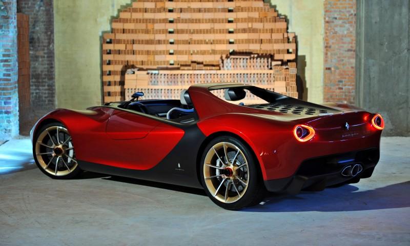 2013 Pininfarina Sergio Concept 25