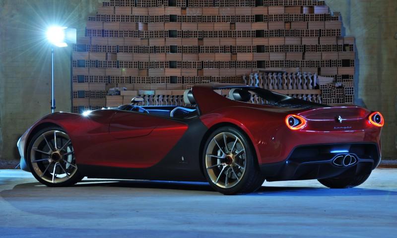 2013 Pininfarina Sergio Concept 26