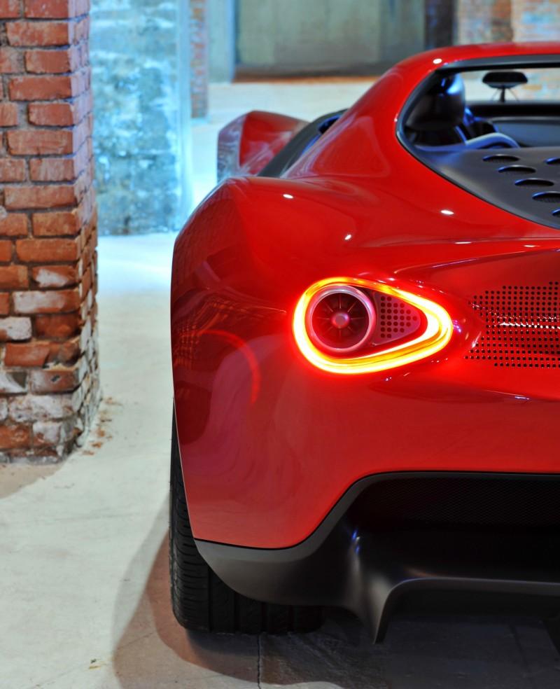 2013 Pininfarina Sergio Concept 28