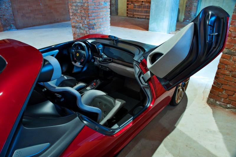 2013 Pininfarina Sergio Concept 29