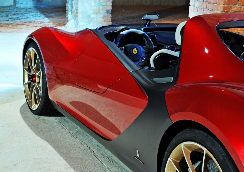 2013 Pininfarina Sergio Concept 30