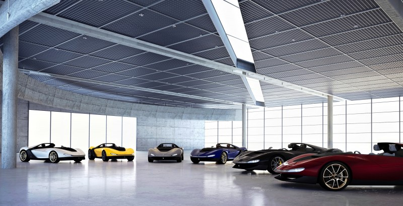 2013 Pininfarina Sergio Concept 31