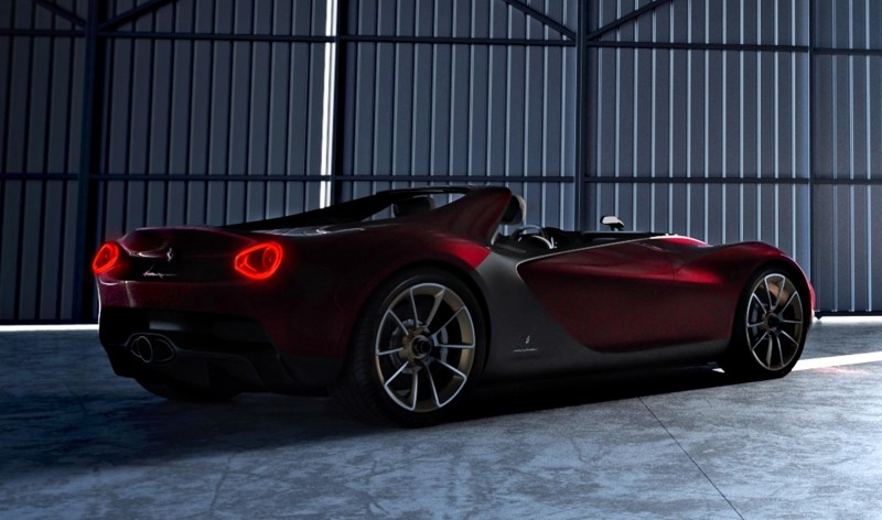 2013 Pininfarina Sergio Concept 32