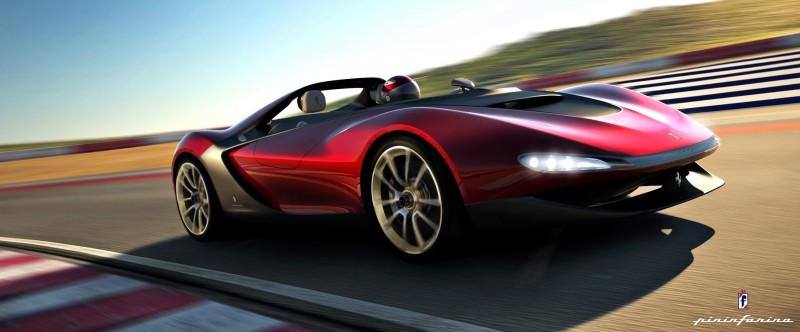 2013 Pininfarina Sergio Concept 33