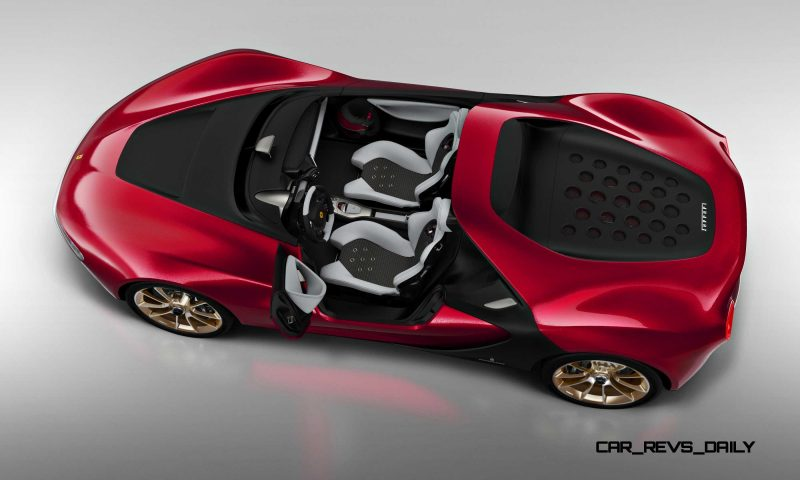 2013 Pininfarina Sergio Concept 34