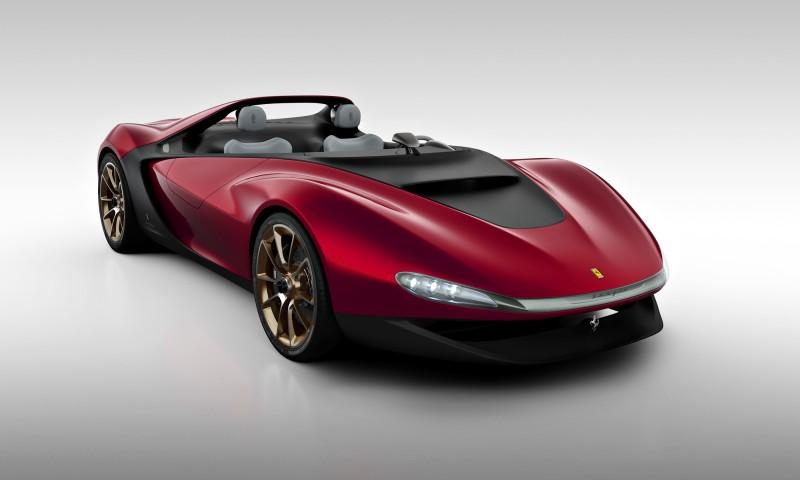 2013 Pininfarina Sergio Concept 35