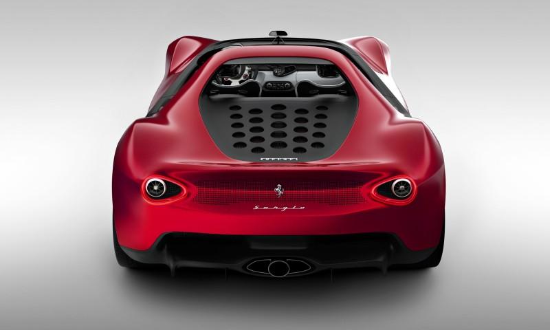2013 Pininfarina Sergio Concept 36