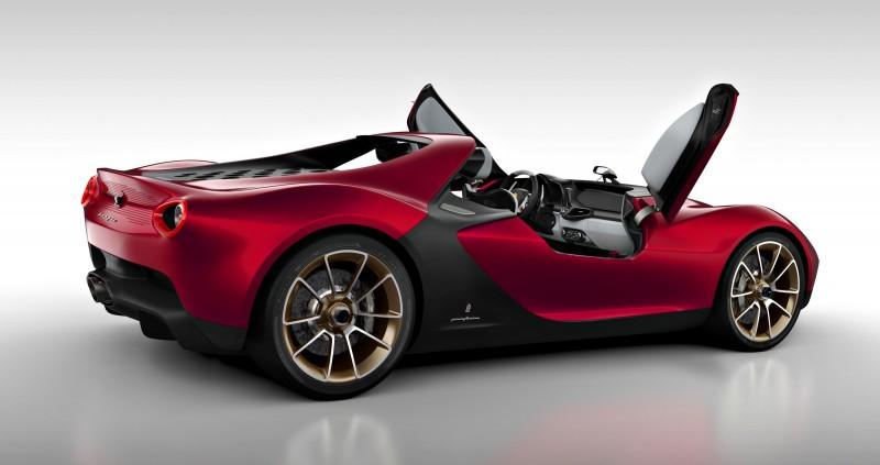 2013 Pininfarina Sergio Concept 39