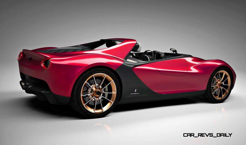 2013 Pininfarina Sergio Concept 4