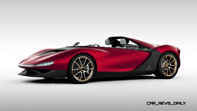 2013 Pininfarina Sergio Concept 40