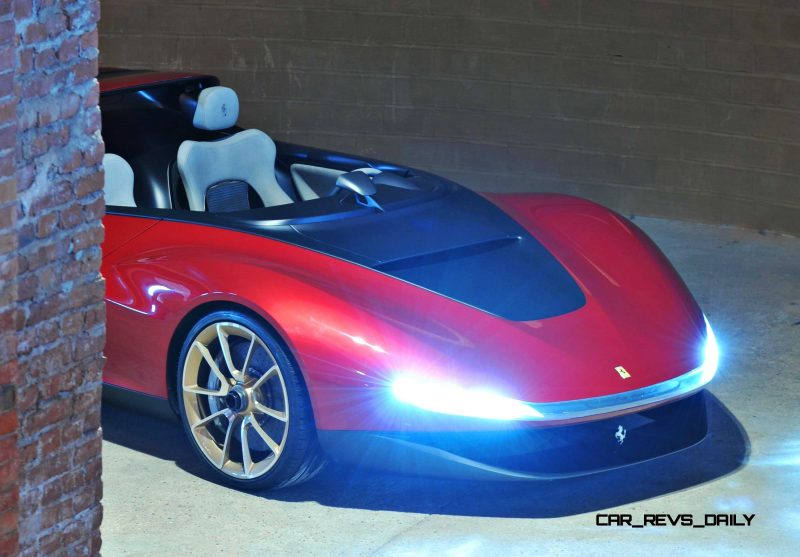 2013 Pininfarina Sergio Concept 43