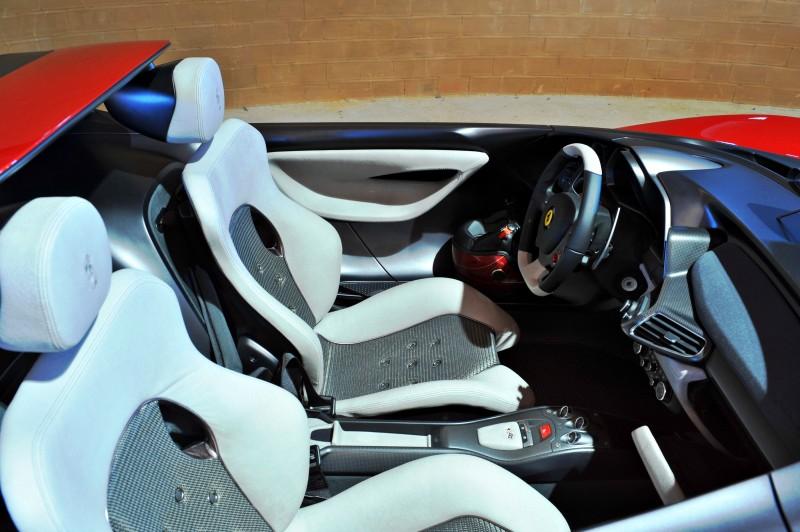 2013 Pininfarina Sergio Concept 44