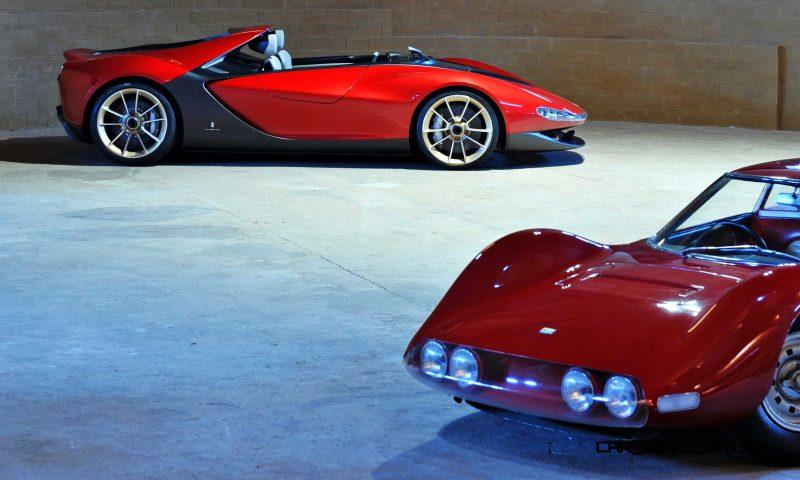 2013 Pininfarina Sergio Concept 45