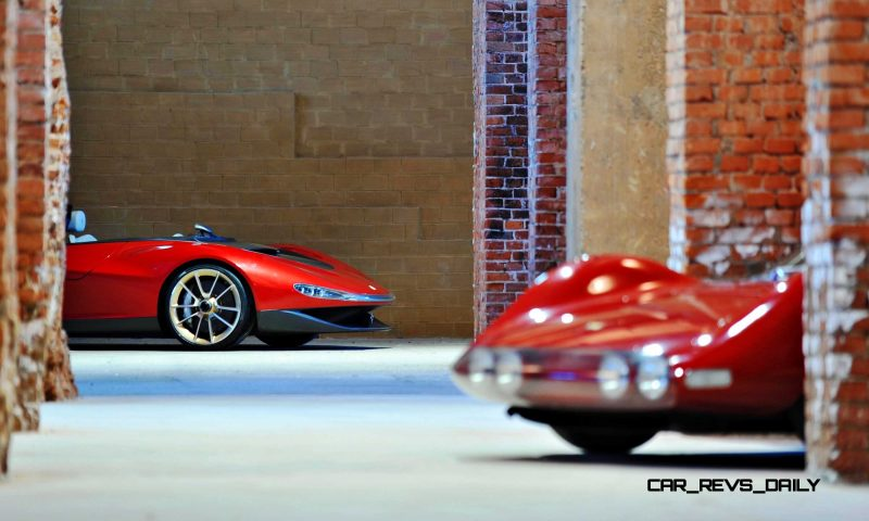 2013 Pininfarina Sergio Concept 46