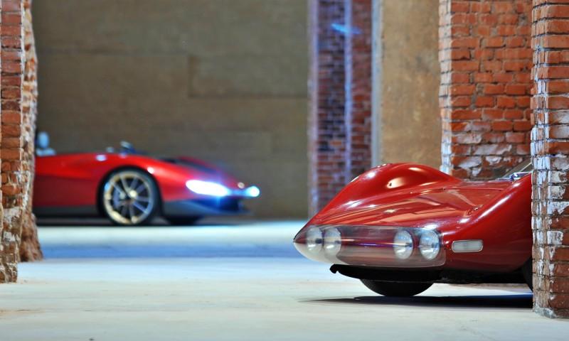 2013 Pininfarina Sergio Concept 47