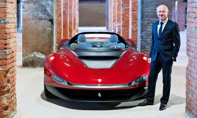 2013 Pininfarina Sergio Concept 53
