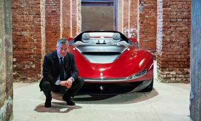 2013 Pininfarina Sergio Concept 54
