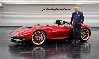2013 Pininfarina Sergio Concept 55