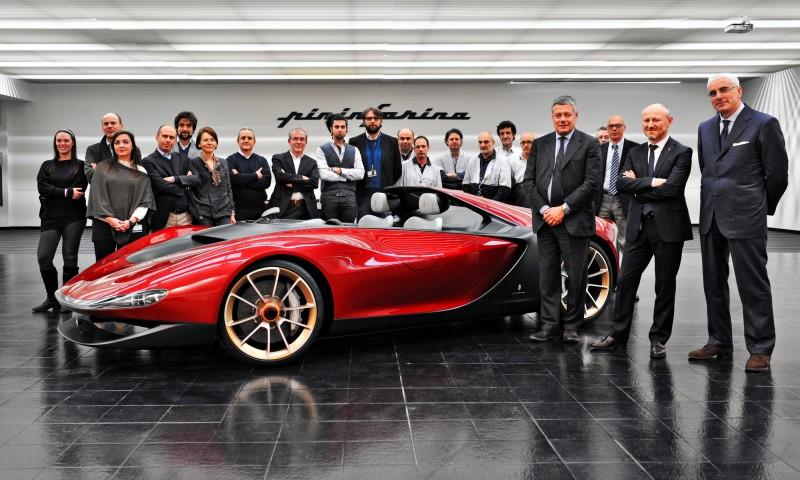 2013 Pininfarina Sergio Concept 56