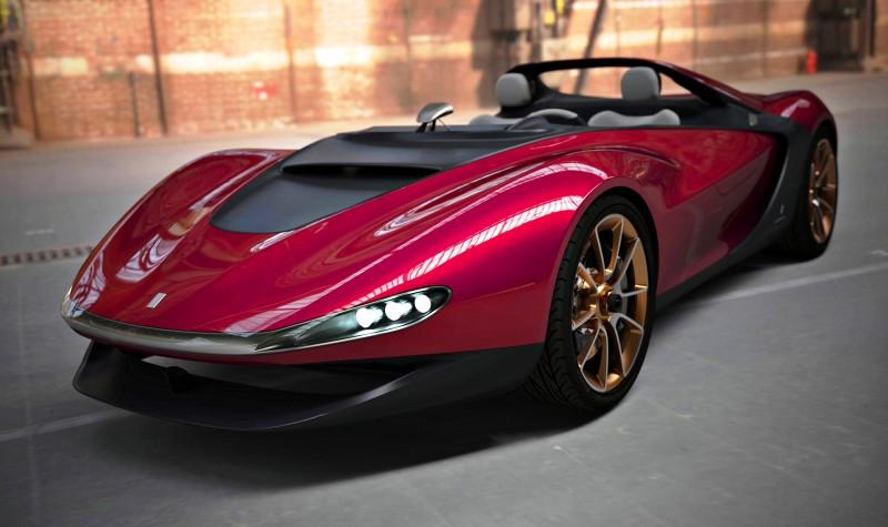 2013 Pininfarina Sergio Concept 6