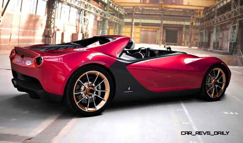 2013 Pininfarina Sergio Concept 7