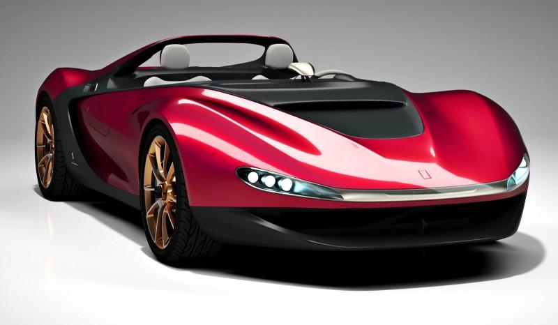 2013 Pininfarina Sergio Concept 8