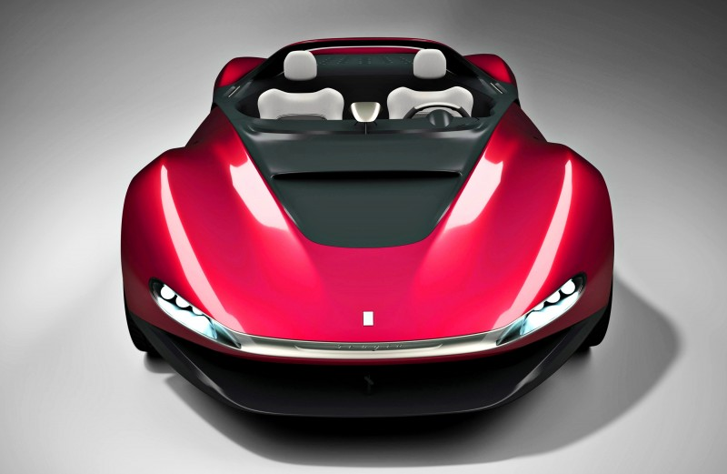 2013 Pininfarina Sergio Concept 9