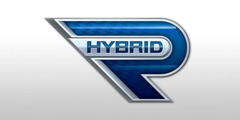 2013 Toyota Yaris Hybrid R 32