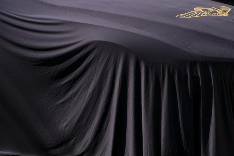 2014 Aston Martin Lagonda Taraf 1