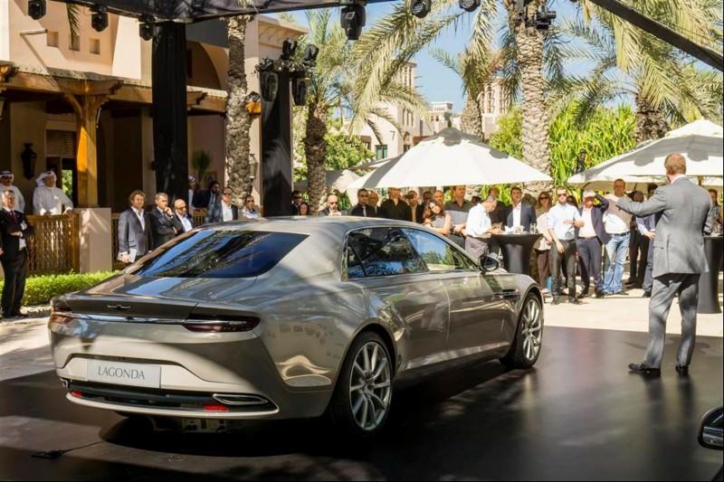 2014 Aston Martin Lagonda Taraf 16