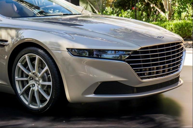 2014 Aston Martin Lagonda Taraf 6