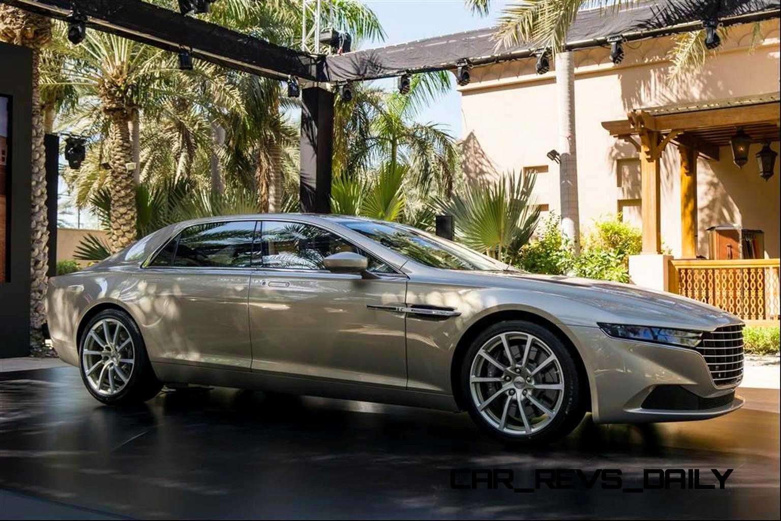 2014 Aston Martin Lagonda Taraf