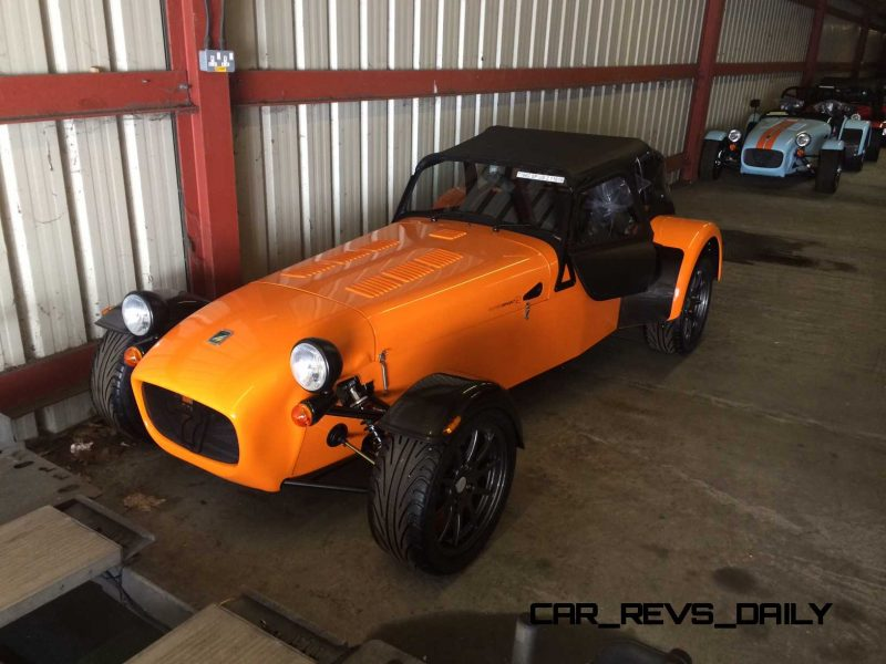 2014 Caterham USA Buyers Guide 1