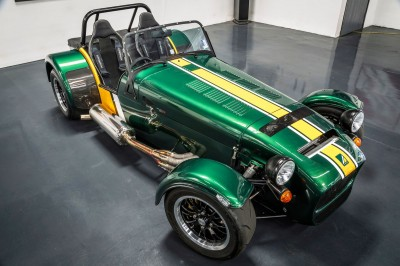 2014 Caterham USA Buyers Guide 29