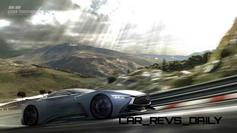 2014 INFINITI Concept Vision Gran Turismo 14