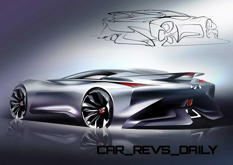 2014 INFINITI Concept Vision Gran Turismo 16