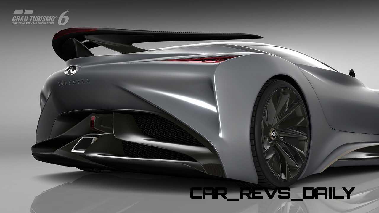 2014 INFINITI Concept Vision Gran Turismo 18
