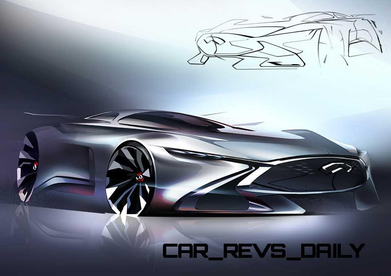 2014 INFINITI Concept Vision Gran Turismo 20