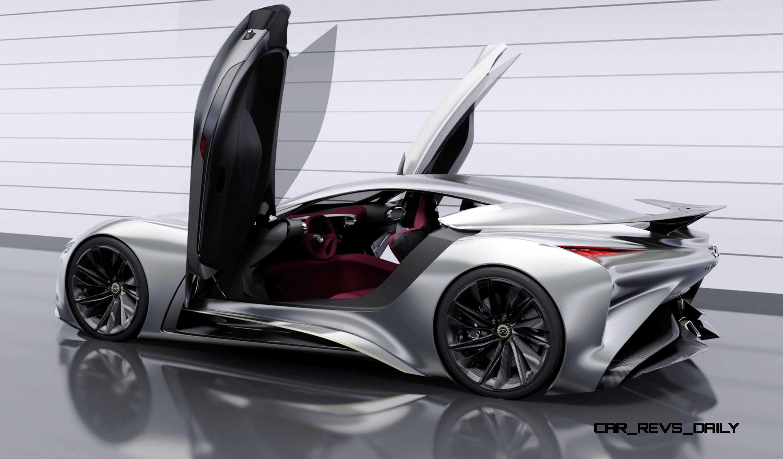 2014 INFINITI Concept Vision Gran Turismo 50