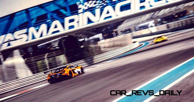 2014 McLaren 650S GT3 14