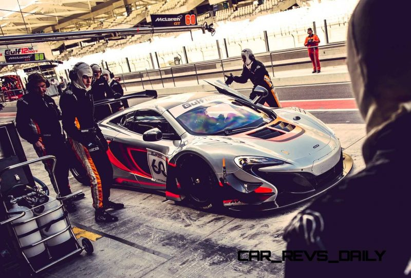 2014 McLaren 650S GT3 3