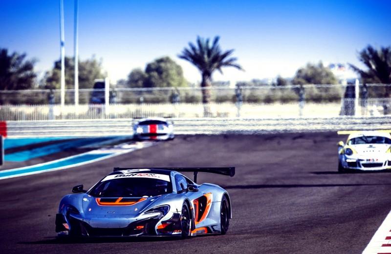 2014 McLaren 650S GT3 7