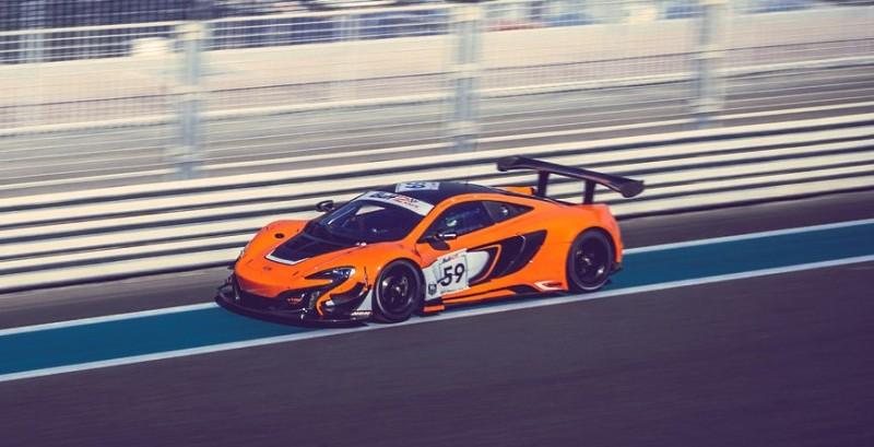2014 McLaren 650S GT3 8