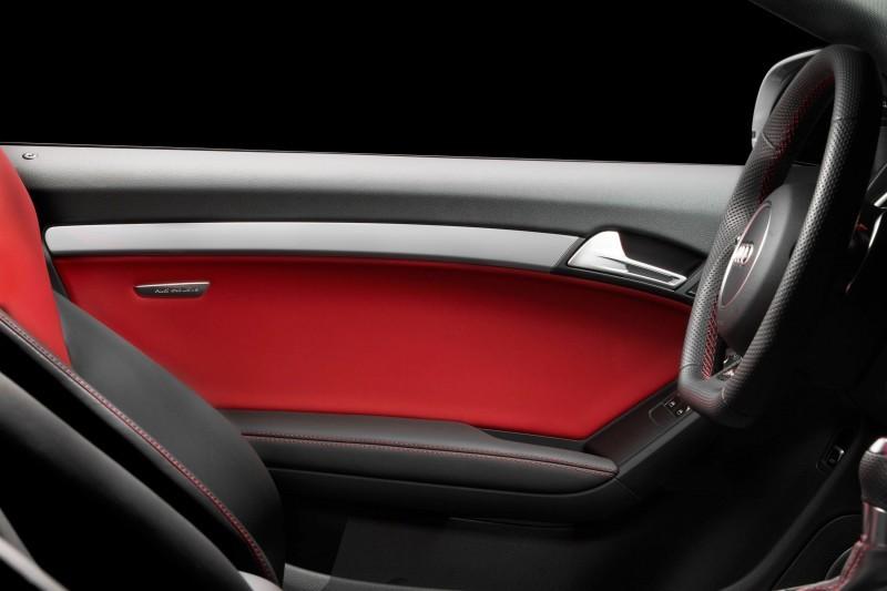 2015 Audi RS5 Sport 4
