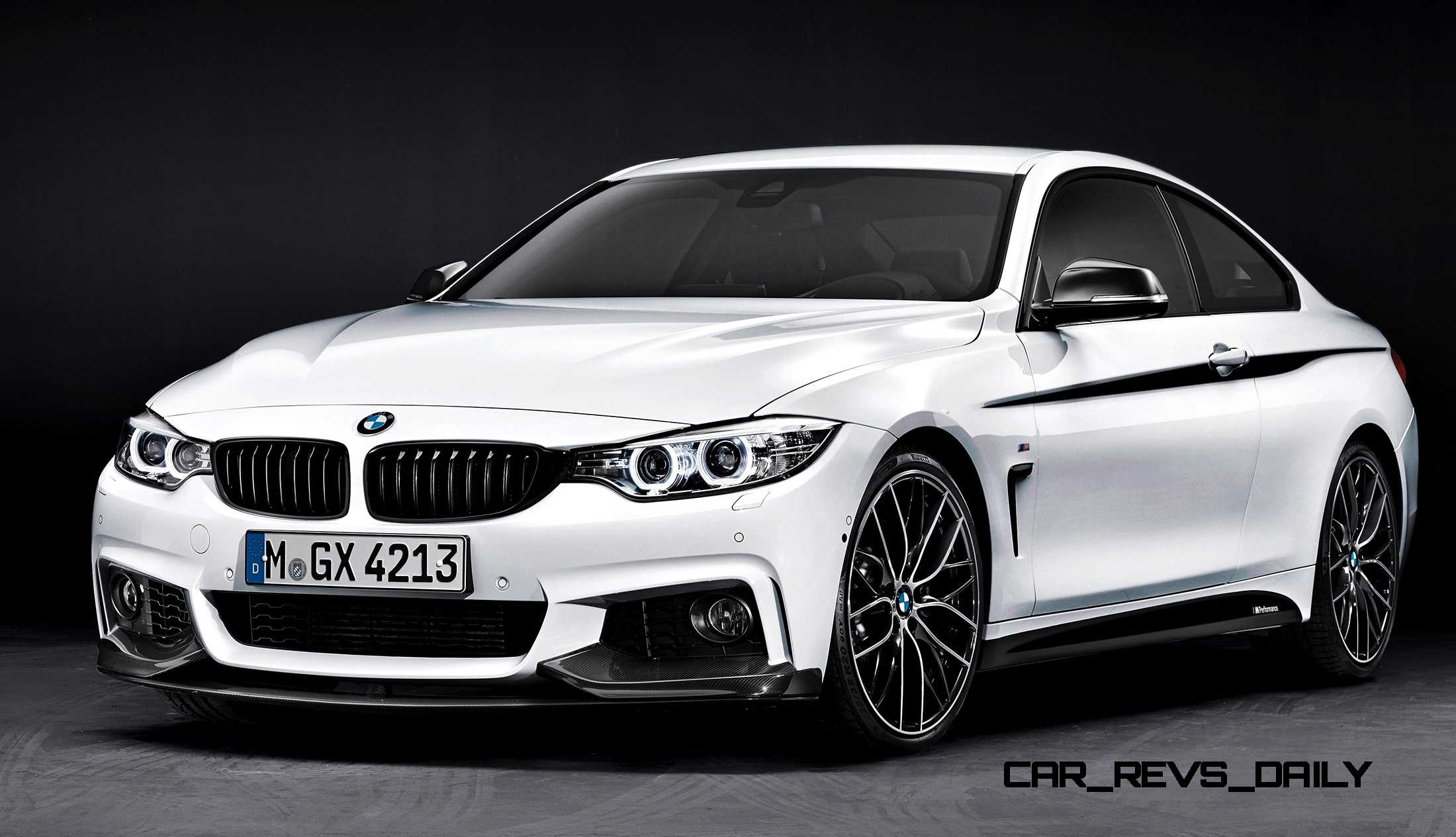 2015 bmw 4 series - m performance parts showcase