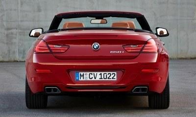 2015 BMW 6 Series 11