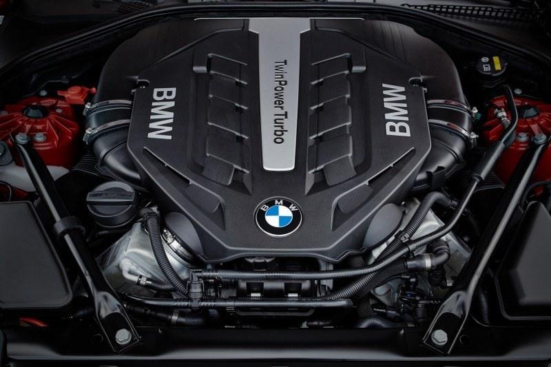 2015 BMW 6 Series 12